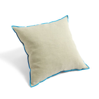 HAY Outline cushion grey blue