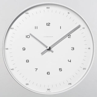Junghans Max Bill Clock Ref. 367/6047.00