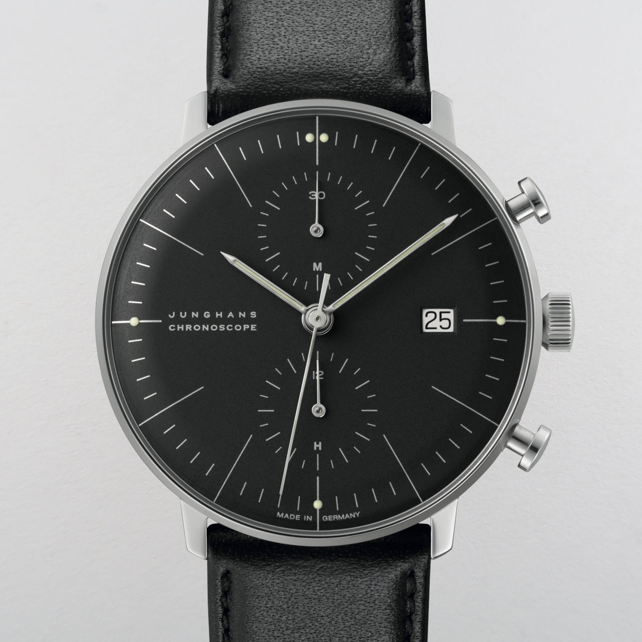 Junghans Max Bill Chronoscope Ref. 027/4601.00