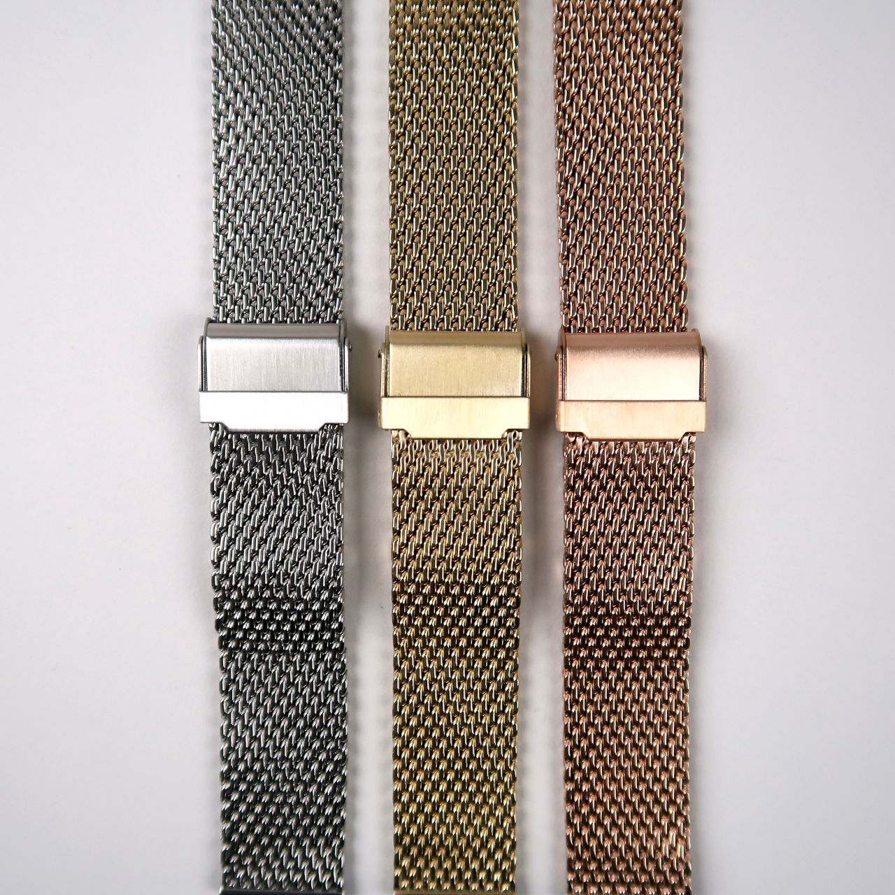 Milanese watch bracelets