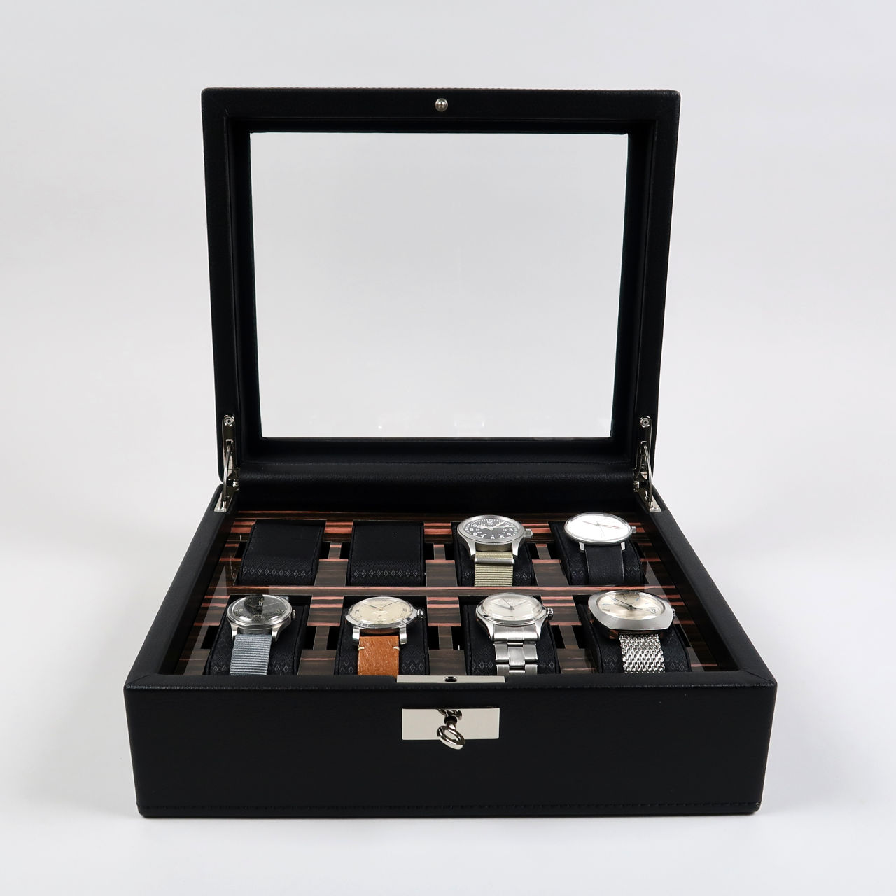 Wolf Roadster 8 Piece Watch Box