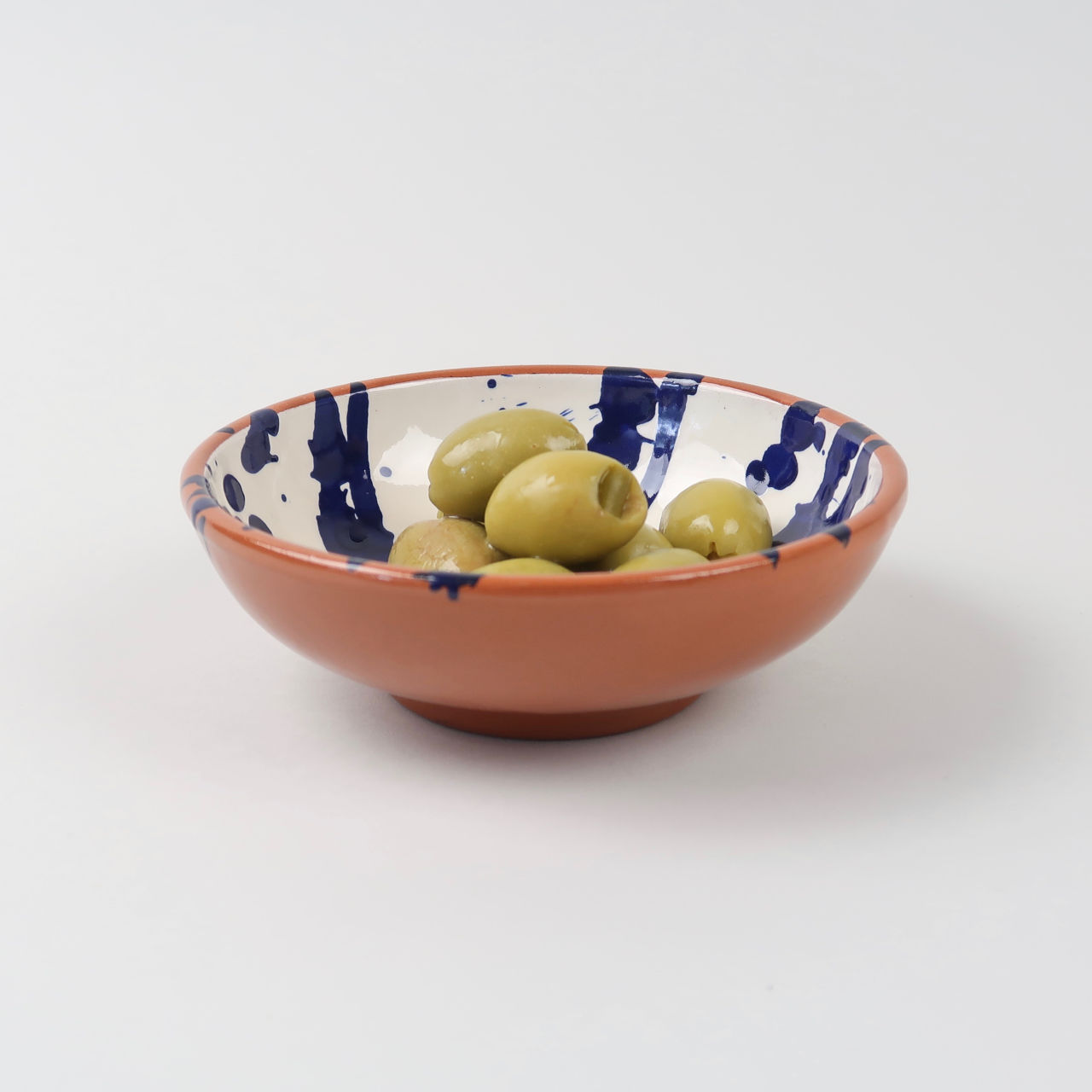 Shallow Splatter Tapas Bowl