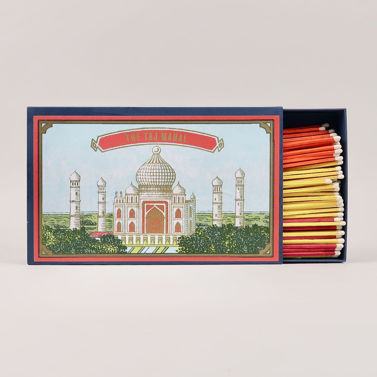 Giant Box of Matches - Taj Mahal