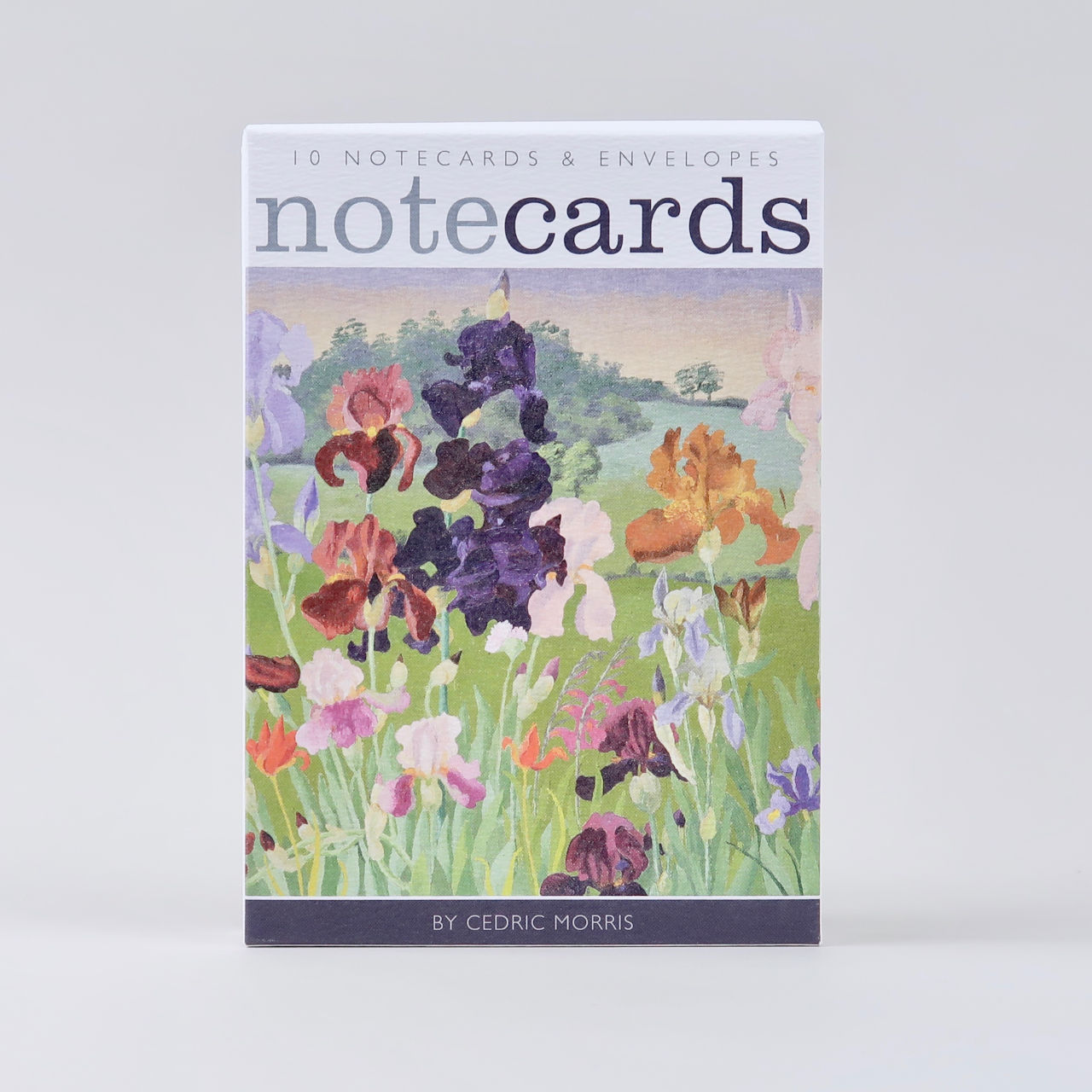 Set of 10 Cedric Morris Notecards - Group of Irises and Several Inventions
