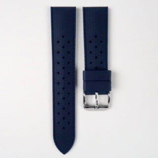 Silicone Tropical Style Watch Strap