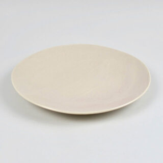 Salad Plate by Brickett Davda, handmade in East Sussex