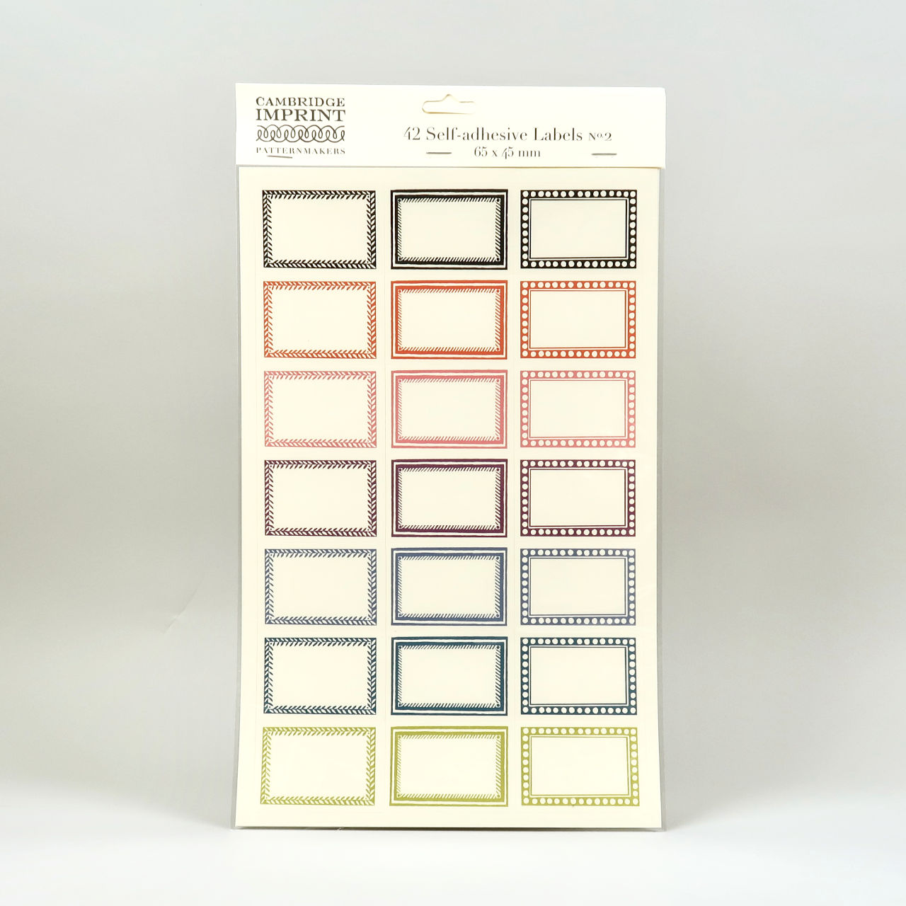 cambridge imprint labels 2