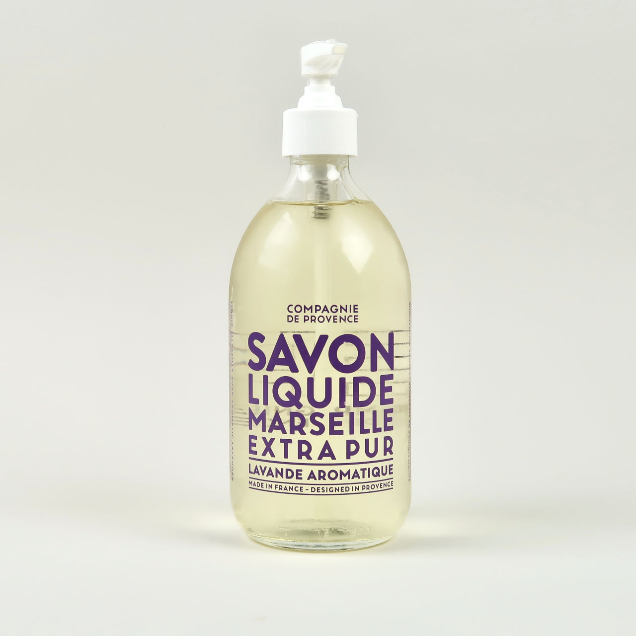 Savon Liquid Marseille - 495ml - Lavande