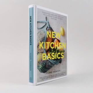 New Kitchen Basics - Claire Thomson