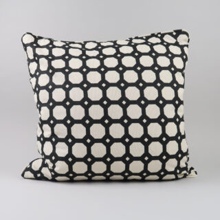 Black & White Cushion