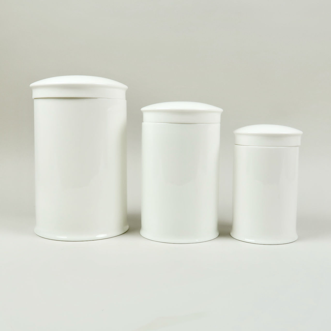 Bone China Storage Jar