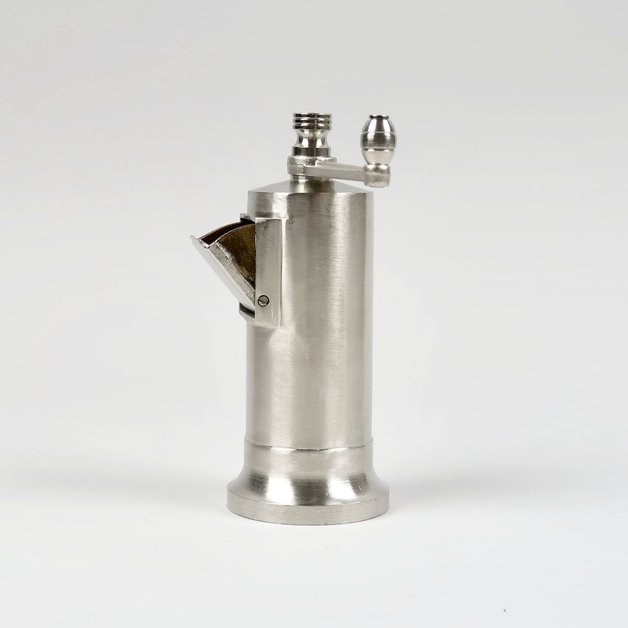Nickel Pepper Mill