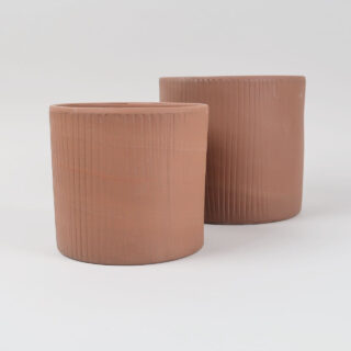 Set of 2 Edgehill Plant Pots