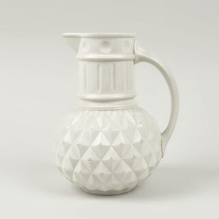 Geometric Jug marked GP