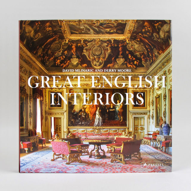 Great English Interiors - David Mlinaric & Derry Moore