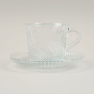 Pirouette Cup & Saucer