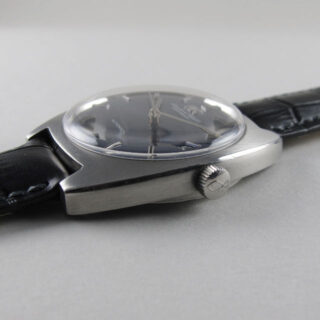 International Watch Company Ref. 1828 steel vintage wristwatch, circa 1972