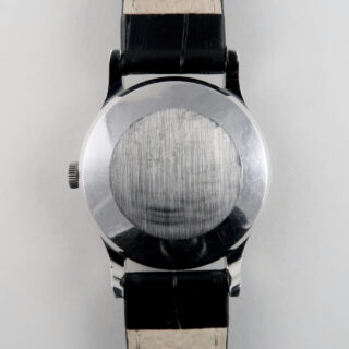 International Watch Company Ref. 309 steel vintage wristwatch, circa 1965
