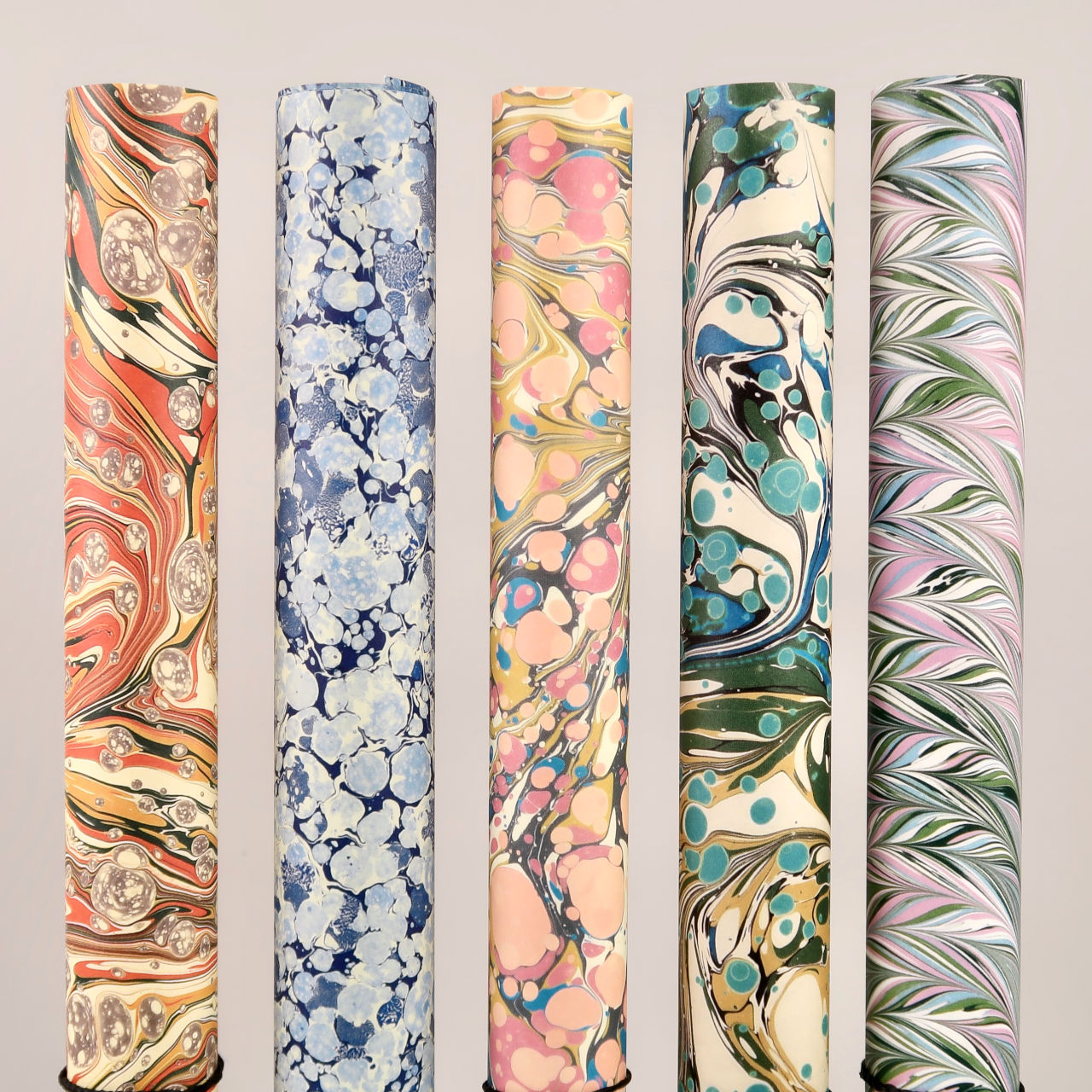 Marbled Paper Gift Wrap