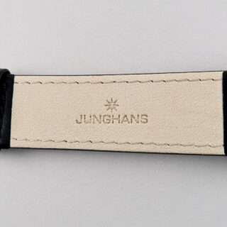 Junghans Max Bill Ref. 027/3501.04 steel automatic wristwatch