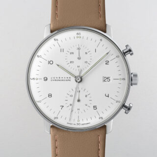 Junghans Max Bill Chronoscope Ref. 027/4502.04