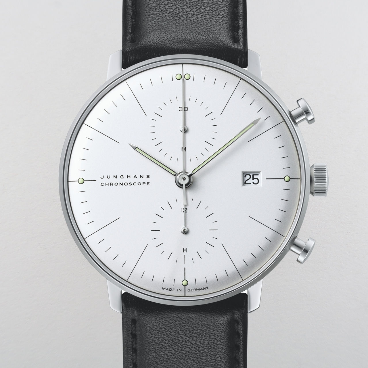 Junghans Max Bill Chronoscope Ref. 027/4600.04