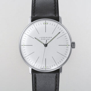 Junghans Max Bill Ref. 027/3700.04 hand wound