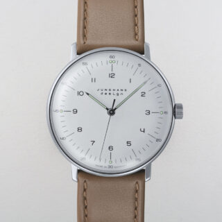 Junghans Max Bill Ref. 027/3701.04 hand wound wristwatch