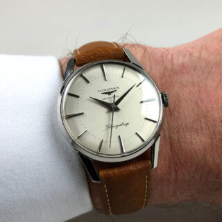 Longines Flagship Ref. 103 invoiced 1959 | steel manual vintage wristwatch