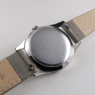 Longines Ref. 6666 invoiced 1959 | steel manual vintage wristwatch with Longines box