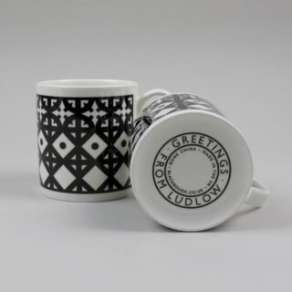 Bone China Mug - Greetings from Ludlow