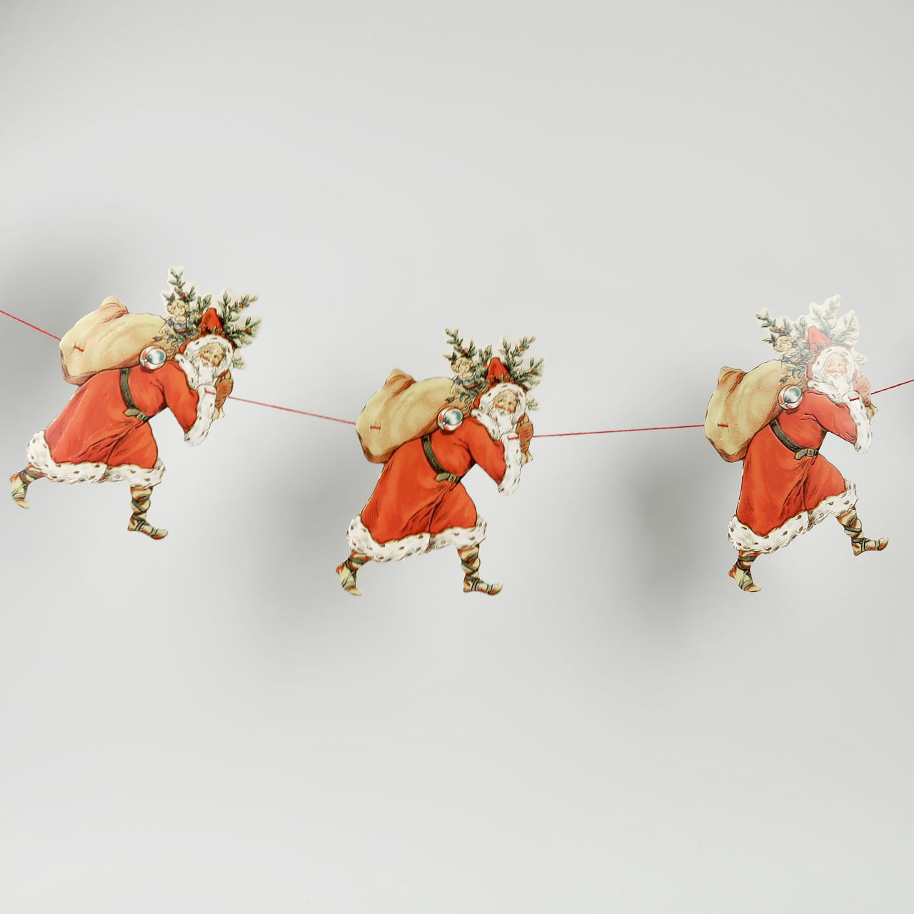 Father Christmas Garland