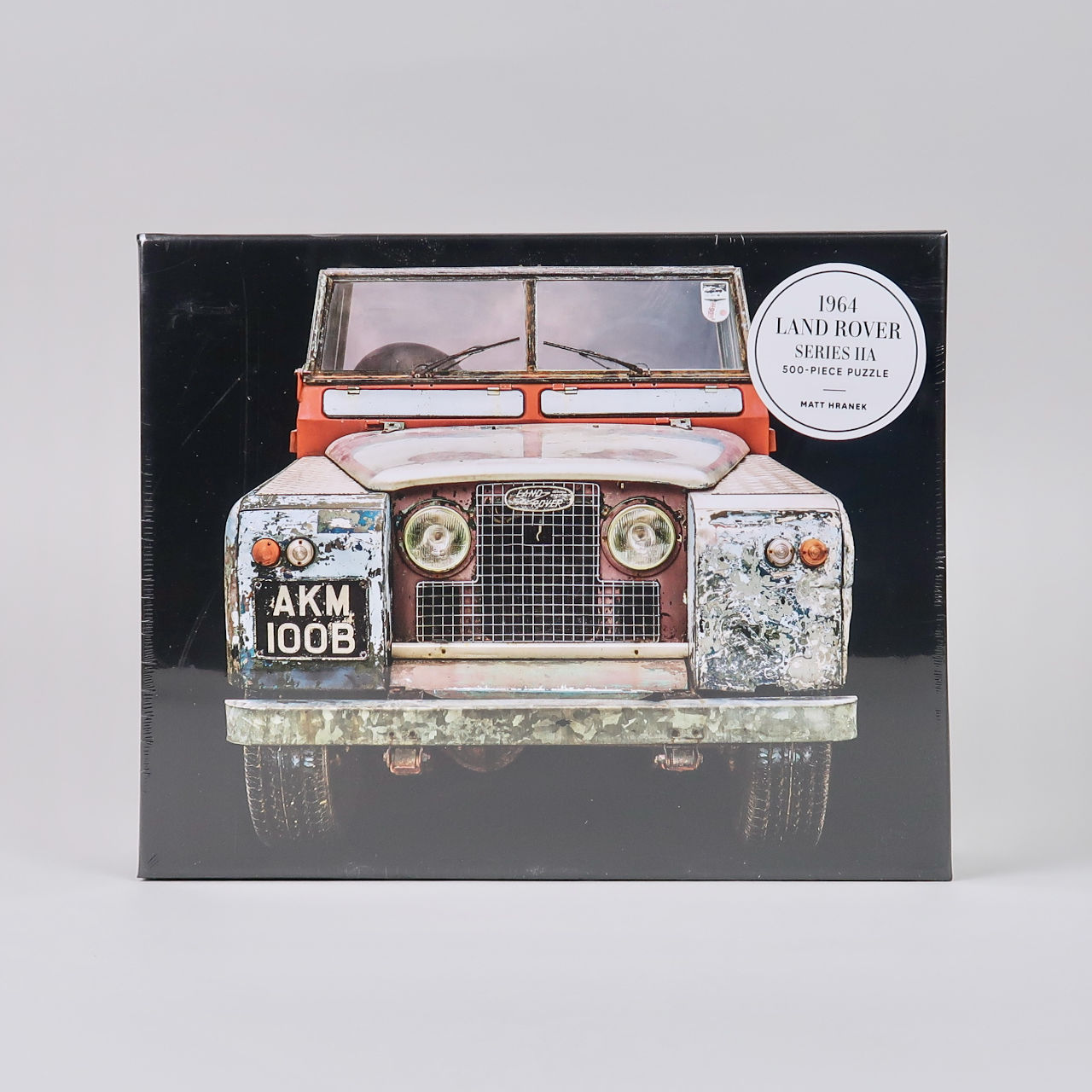 1964 Landrover Series IIA Jigsaw - 500 pieces