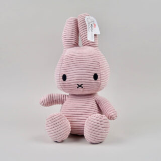 Corduroy Pink Miffy - Large