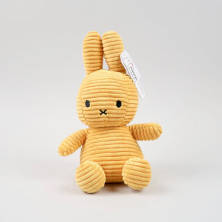 Corduroy Yellow Miffy - Medium