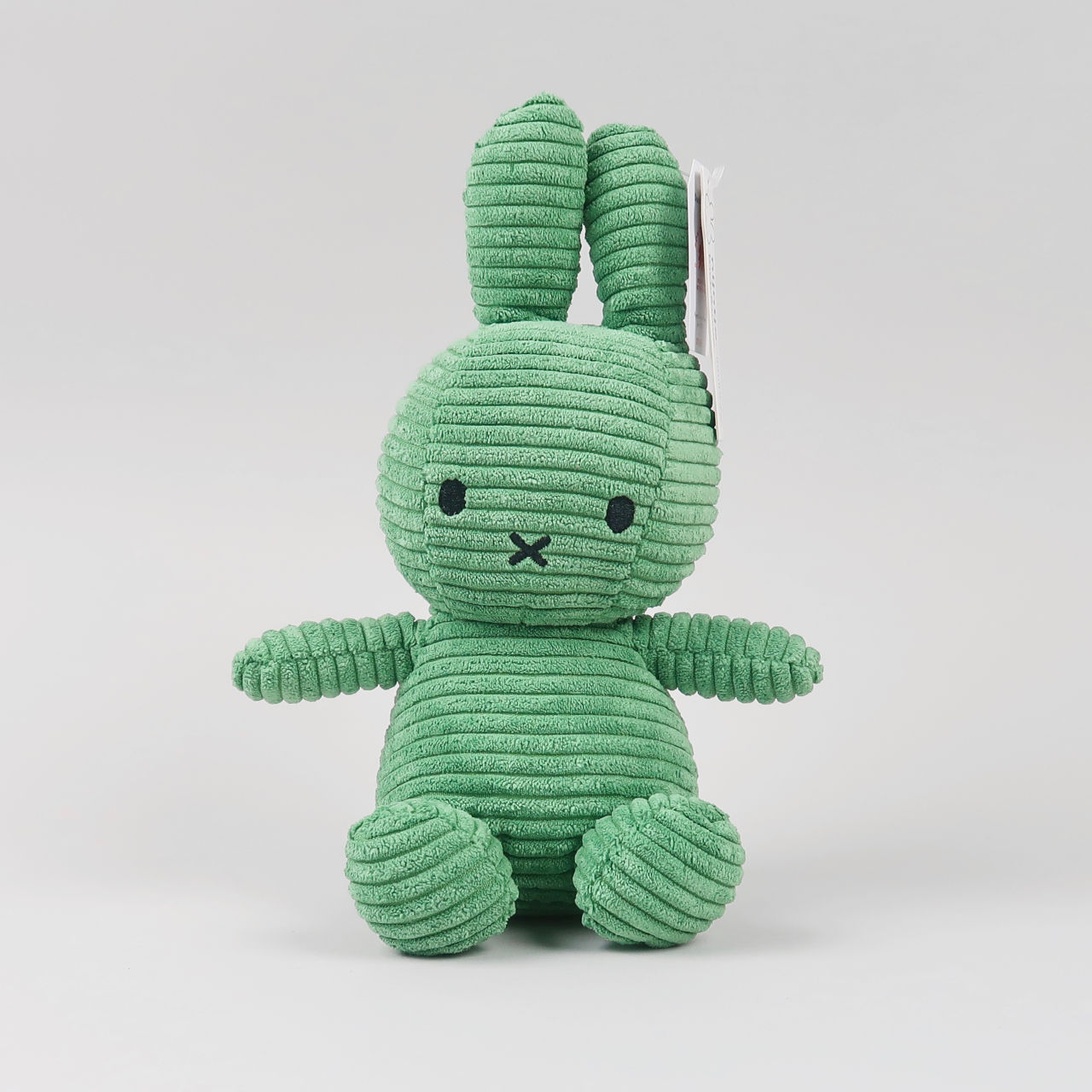 Corduroy Spring Green Miffy - Medium