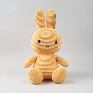 Corduroy Yellow Miffy - Large