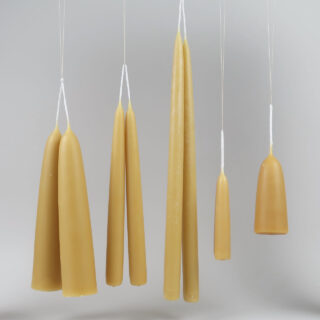 moorlands beeswax candles