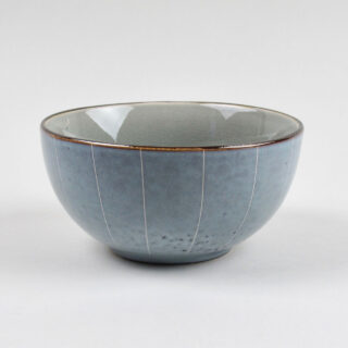 Bao Ceramic Bowl - Grey