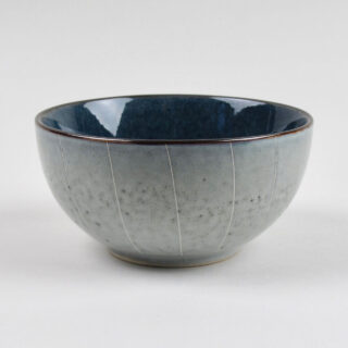 Bao Ceramic Bowl - Navy