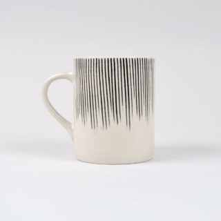 Tall Karuma Mug - Black
