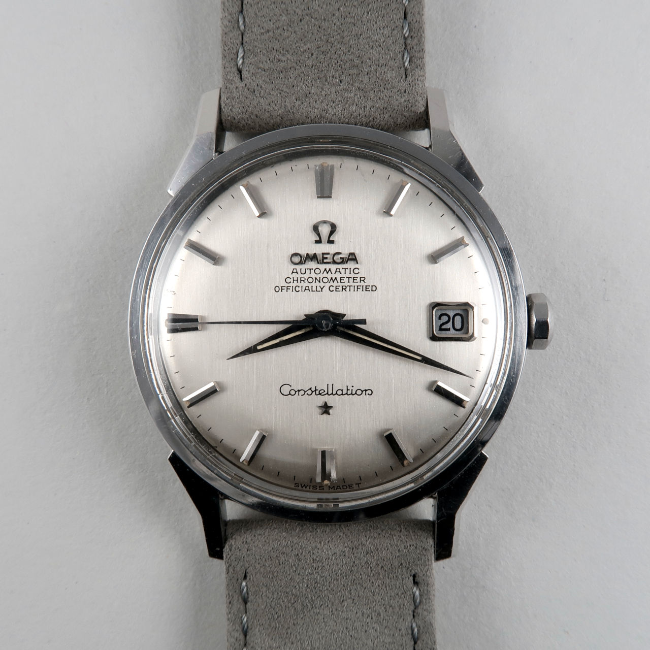 Omega Constellation Ref. 168.005 circa 1967 steel