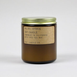 Spruce Scented Candle