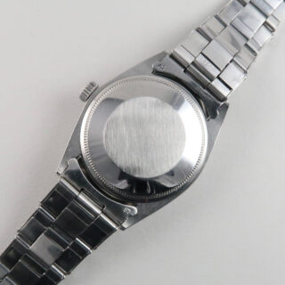 Rolex Oyster Perpetual Air-King-Date Ref. 5700 steel vintage wristwatch, dated 1969