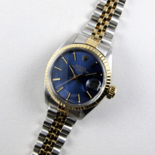 Rolex Oyster Perpetual Date Ref. 6917 lady's vintage wristwatch, circa 1978
