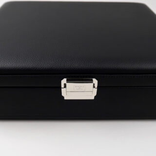 Scatola del Tempo Valigetta 8 | leather watch case for eight watches