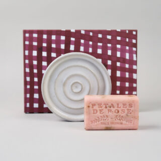 Soap Dish and Soap Gift Box Set