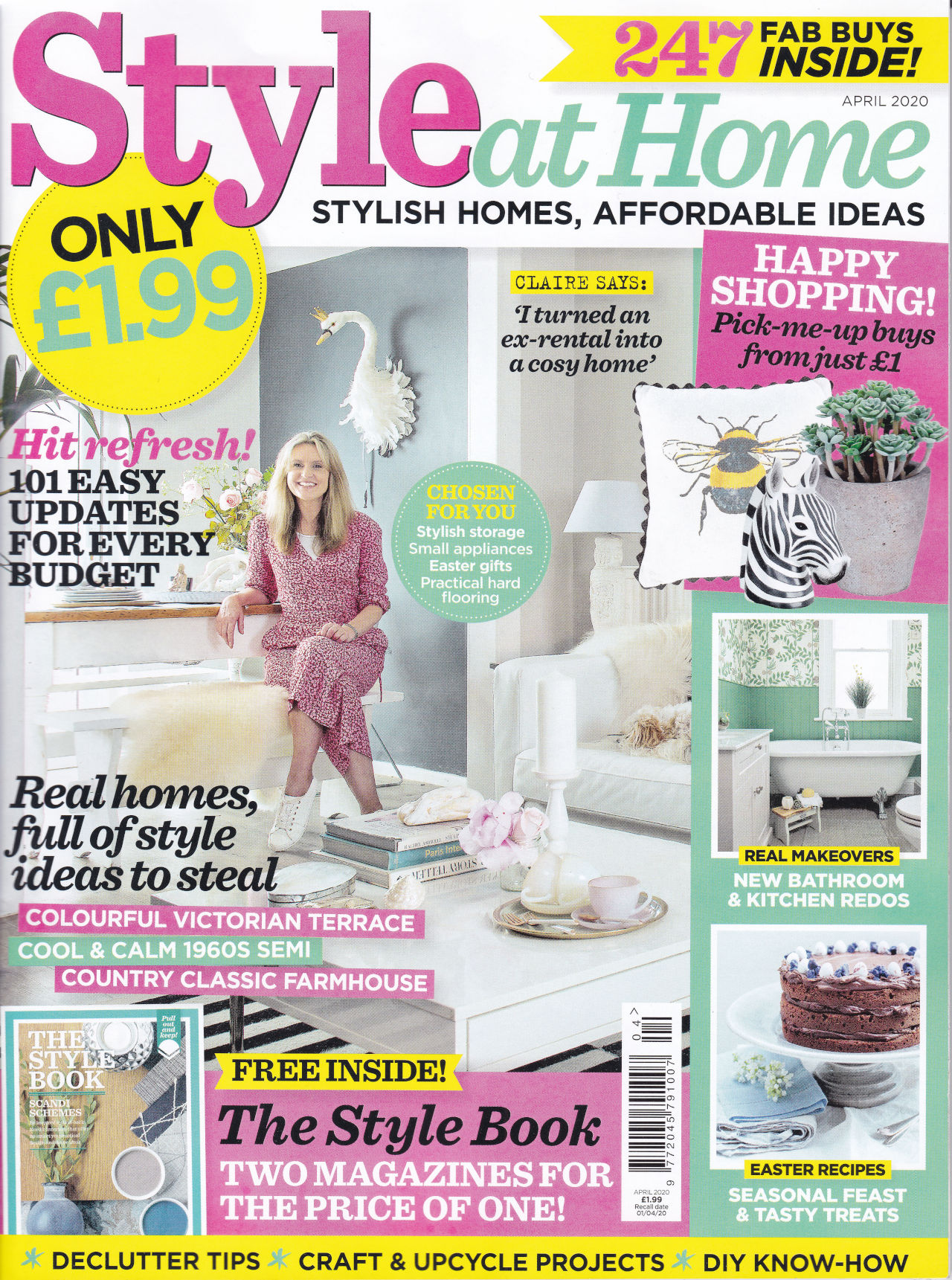 style at home cover web