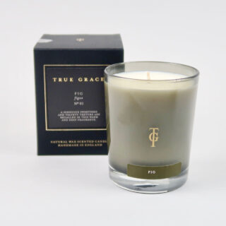 Scented Candle by True Grace - Fig