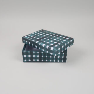 Set of 3 Green Gift Boxes - A4, A5, A6